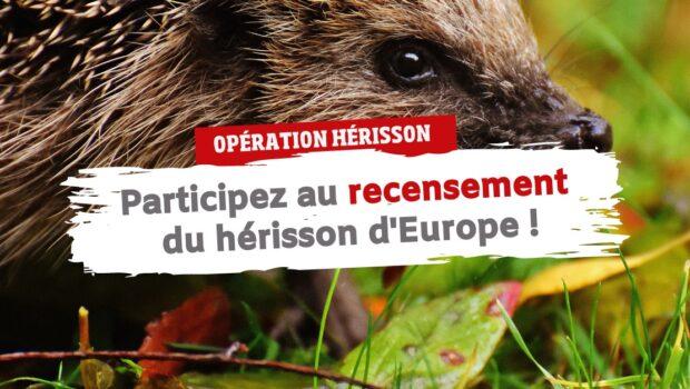 En 2018, la fédération régionale FNE 25-90 a lancé une première opération de recensement du hérisson d'Europe dans le Doubs et le Territoire de Belfort. Cette opération est cette année […]