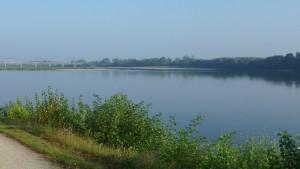 La Loire à Montsoreau - Source : X.METAY