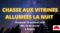 FNE Pays de la Loire organise une action de sensibilisation contre la pollution lumineuse dans la ville d'Angers le vendredi 16 octobre 2020 à partir d'une heure du matin. L'objectif? […]