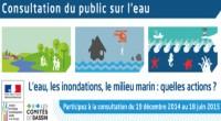 Près de 2000 personnes ont répondu à la consultation organisée par l'agence de l'eau Loire-Bretagne. Vous pouvez encore donner votre avis jusqu'au 18 juin 2015. Le public et les acteurs […]